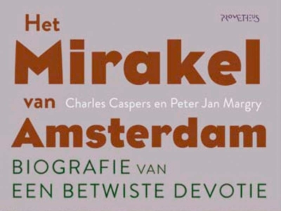 Boek Mirakel van Amsterdam